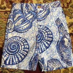 Boys sea shell shorts